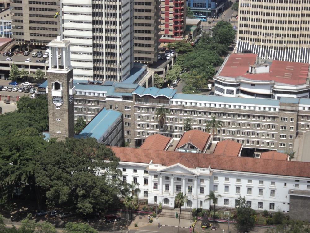 City Hall, Nairobi, Kenya